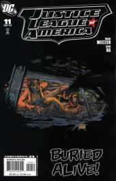 Justice League of America (2006) -11- Walls