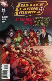 Justice League of America (2006) -14- Unlimited, chapter 3: two against nature