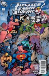Justice League of America (2006) -18- Sanctuary: part two