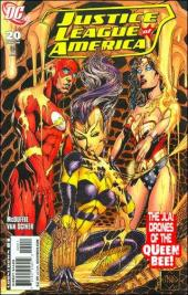Justice League of America (2006) -20- Back up to speed
