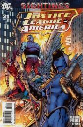 Justice League of America (2006) -21- The gathering crisis