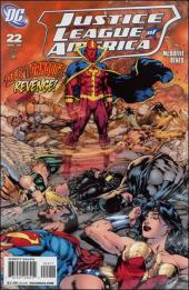 Justice League of America (2006) -22- The Second Coming, part 1: The Widening Gyre