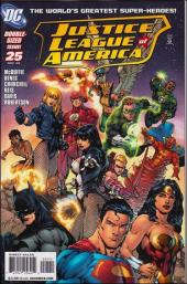 Justice League of America (2006) -25- The second coming, part 4: the best lack all conviction