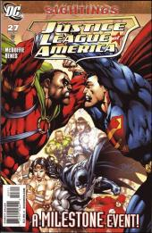 Justice League of America (2006) -27- Welcome to sundown town, chapter 1: be careful what you wish for...
