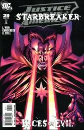Justice League of America (2006) -29- Star struck!