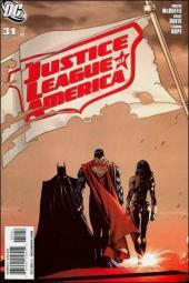 Justice League of America (2006) -31- Welcome to sundown town, interlude: crisis of confidence