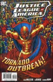 Justice League of America (2006) -3- The Tornado's path, part three : the brave & the bold