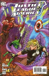 Justice League of America (2006) -4- The Tornado's path, part four : being human