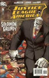 Justice League of America (2006) -5- The Tornado's path, part 5 : born again