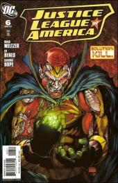 Justice League of America (2006) -6- The Tornado's path, part 6 : Iron man