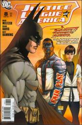 Justice League of America (2006) -8- The lightning saga, chapter 1