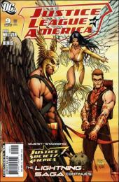 Justice League of America (2006) -9- The lightning saga, chapter 3