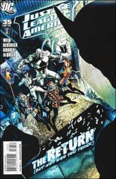 Justice League of America (2006) -35- Royal pain part 1 : luck of the draw!