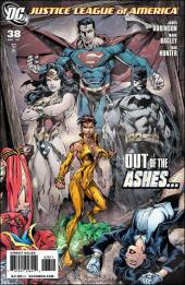 Justice League of America (2006) -38- Out of the ashes
