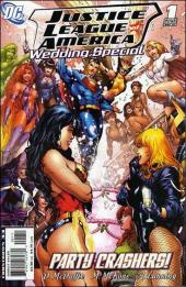 Justice League Wedding Special (2007) -1- Unlimited, Chapter 1: Injustice League
