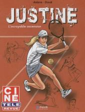 Justine (Aidans) -Pub- L'incroyable ascension