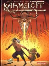 Kaamelott -4- Perceval et le dragon d'Airain