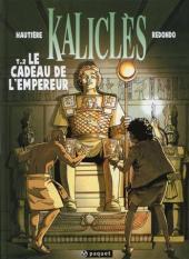 Kaliclès -2- Le Cadeau de l'Empereur