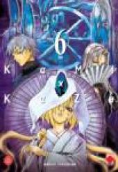 KaMiKaZe (Shiki) -6- Tome 6
