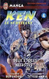 Ken le survivant -4- Deux étoiles néfastes !