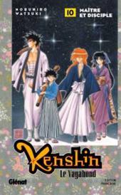 Kenshin le Vagabond -10a- Maître et disciple