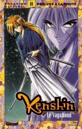 Kenshin le Vagabond -11a- Prélude à la chute
