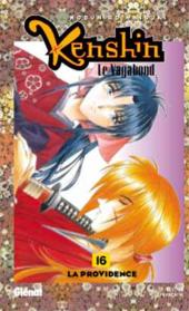Kenshin le Vagabond -16a- La providence