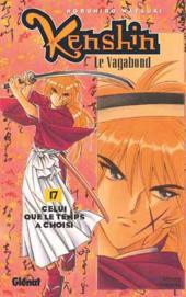 Kenshin le Vagabond -17a- Celui que le temps a choisi