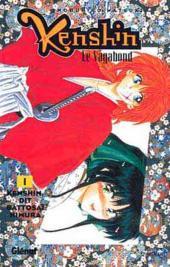 Kenshin le Vagabond -1a- Kenshin dit battosai himura