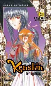Kenshin le Vagabond -21a- Et le temps s'écoula