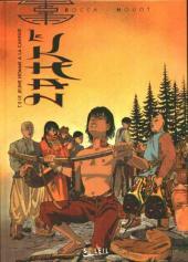 Le khan -2- Le jeune homme à la cangue