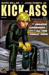 Kick-Ass (2008) -1a- Kick-ass #1