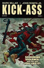 Kick-Ass (2008) -2- Kick-ass #2
