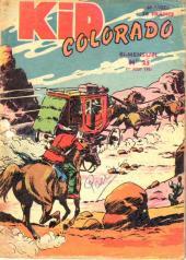 Kid Colorado -25- Le pays de la peur