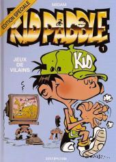 Kid Paddle -1ES- Jeux de vilains