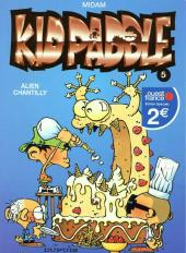 Kid Paddle -5OF- Alien chantilly