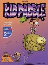 Kid Paddle -6OF- Rodéo Blork