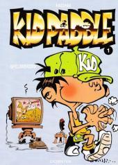 Kid Paddle (en néerlandais) -1- Spelbrekers