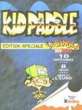 Kid Paddle -Pub- La bande à Spirou