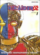 Kikaider code 02 -1- Tome 1