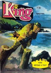 King (Arédit - 1re série) -11- King répond à tout