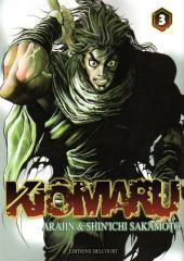Kiômaru -3- Tetsu hyakuren senda