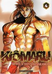 Kiômaru -4- Tetsu hyakuren senda