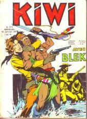 Kiwi -213- La mort de Blek