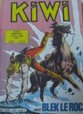 Kiwi -313- A l'amour comme à la guerre !
