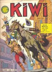 Kiwi -338- La caverne de la mort