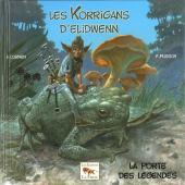 Les korrigans d'Elidwenn -1- La porte des légendes