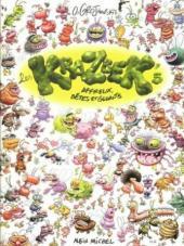 Les krazbek's -1- Affreux, bêtes et gluants