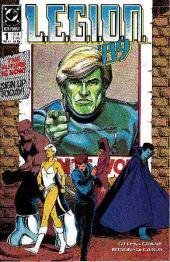 L.E.G.I.O.N. '89 -1- Legion