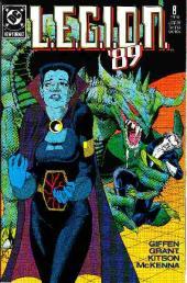 L.E.G.I.O.N. '89 -8- Legion
